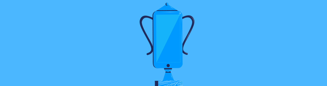 phone trophy