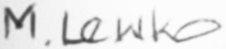 M. Lewko signature